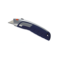 Heavy Duty Box Cutter Retractable Blade Metal Utility Knife