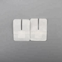 CE Sterile Comfortable Thin Transparent Waterproof Wound Dressing PU Film