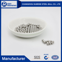 "Factory available AISI521003/32"" 1 / 16"" Chrome Bearing Steel ball Solid"