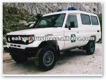Toyota Land Cruiser HZJ78 Ambulance 4.2 LT Diesel Manual - MPID966