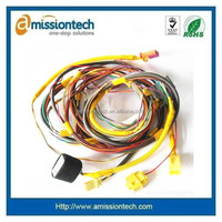 automobile wire harness with molex connector