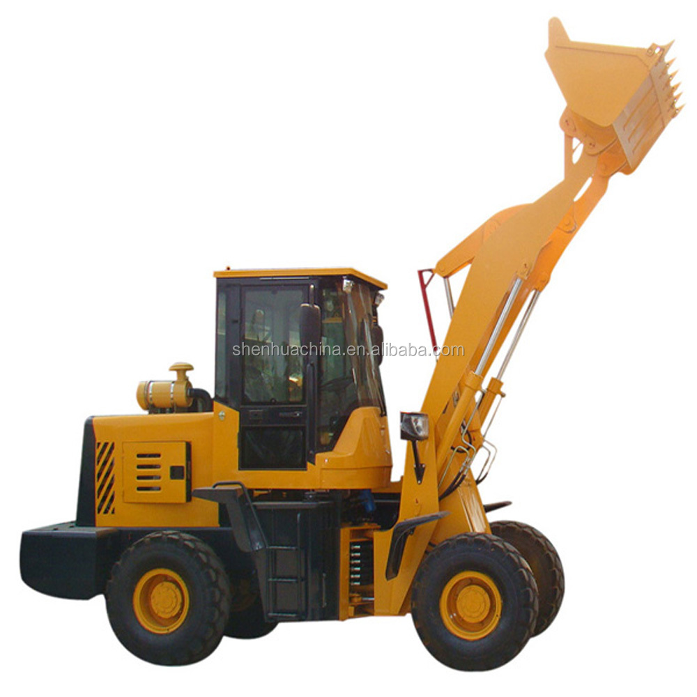 ZL-20 Chinese Manufacturer Price Small Mini Wheel Loader for Sale