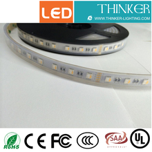 Cheap waterproof SMD 5050 RGB led strip 4 colors in 1 led