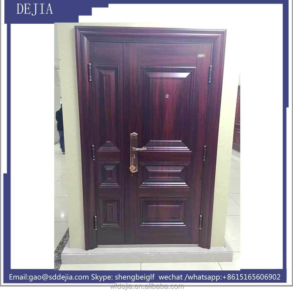 Wholesale Cheap Exterior Security Steel Door