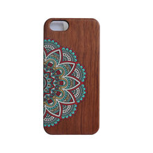 Printing You Own Raw Material Cell Phone Cover Natural Shockproof Case for I Phone 6s
