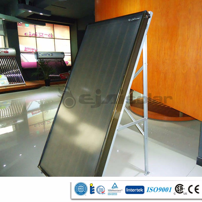 flat plate solar system solar water heater solar collector popular flat panel