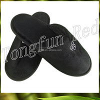 High quality plush duck slipper/ china rubber slipper