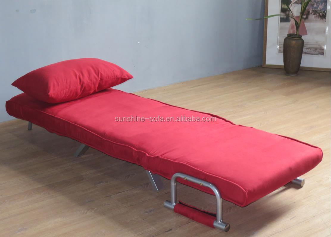Single Chair Sofa Bed Microfiber Chair Bed Sleeper Buy