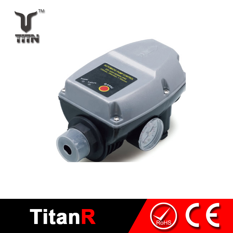 Auto water pump controller,adjusting well pump pressure switch