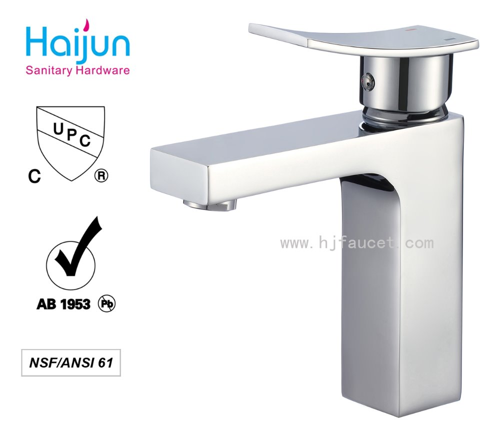 Modern Prefab homes Coloured Bathroom Basin Mixer