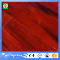modern design pink super high gloss laminate flooring
