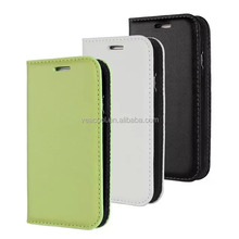 Stand Wallet Real Leather Case for Samsung Galaxy S3 mini i8190 case