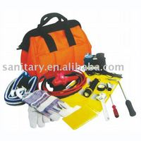 Car set tool emergency auto factory gift fancy lead jump LD30699