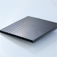 10 Year Guarantte Polycarbonate Roof/ Solar Control 25mm Polycarbonate sheet