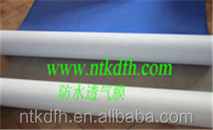 Exterior cladding systems wall membrane PE waterproof membrane for wall