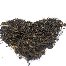 high quality gold leaves english breakfast black tea from china
