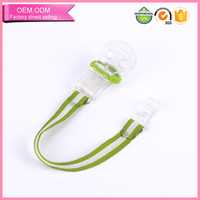 baby products manufacture BPA free plastic dummy clip