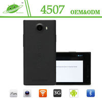4.5 Inch IPS MTK6582 Quad Core RAM 1G ROM 4G Camera 2.0M 5.0M Bluetooth GPS android smartphone support hdmi