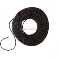cotton cable, textile electrical cable ,electric wire color code