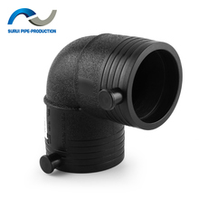HDPE 90 degree elbow