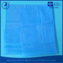 Disposable eco-friendly bed cover/bed spread/couch cover for hospital, spa