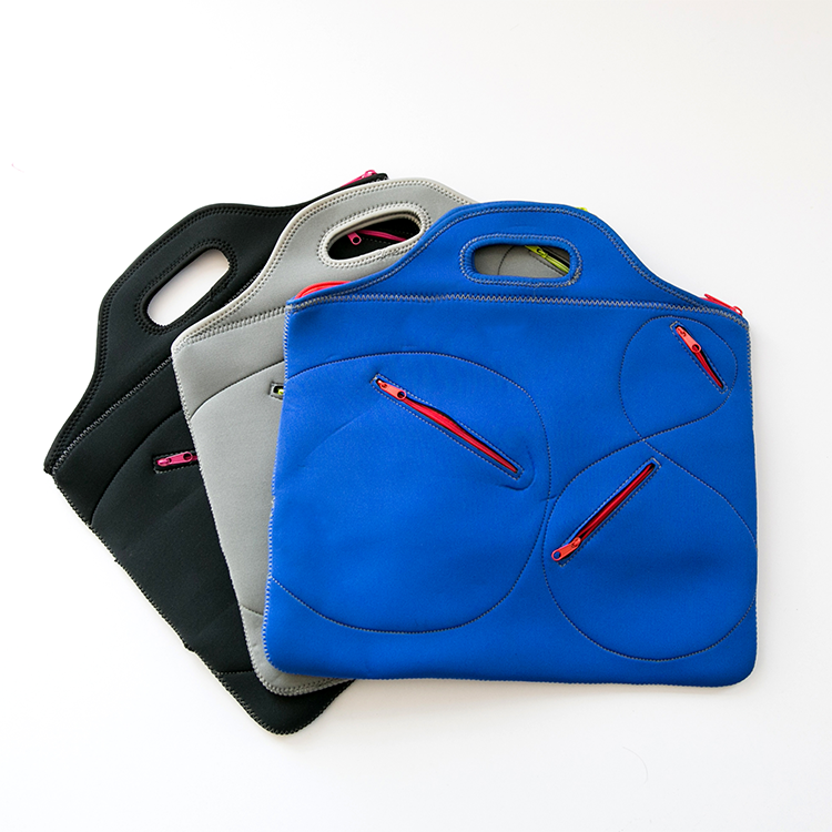 Bottom price quality neoprene laptop bag