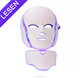 Newest 7 Colors Led Photon Light Therapy Face Skin Care OEM Mask Skin Rejuvenation Anti Aging