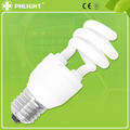 New products on china market Half Spiral halogen 15w DC12V energy saving lamp bulb