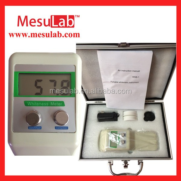 Hot sell Portable Whiteness Meter