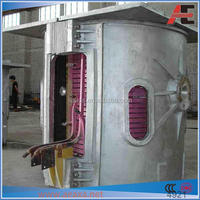 Best Price 2ton induction furnace industrial 1000 kg induction ovens