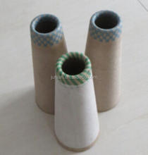 different size yarn textile used paper core pipe kraft printed paper cone
