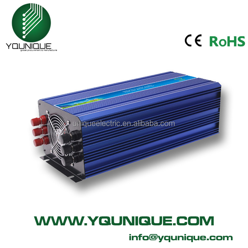 Pure sine wave Inverter 12v 220v 5000w off grid solar power inverter