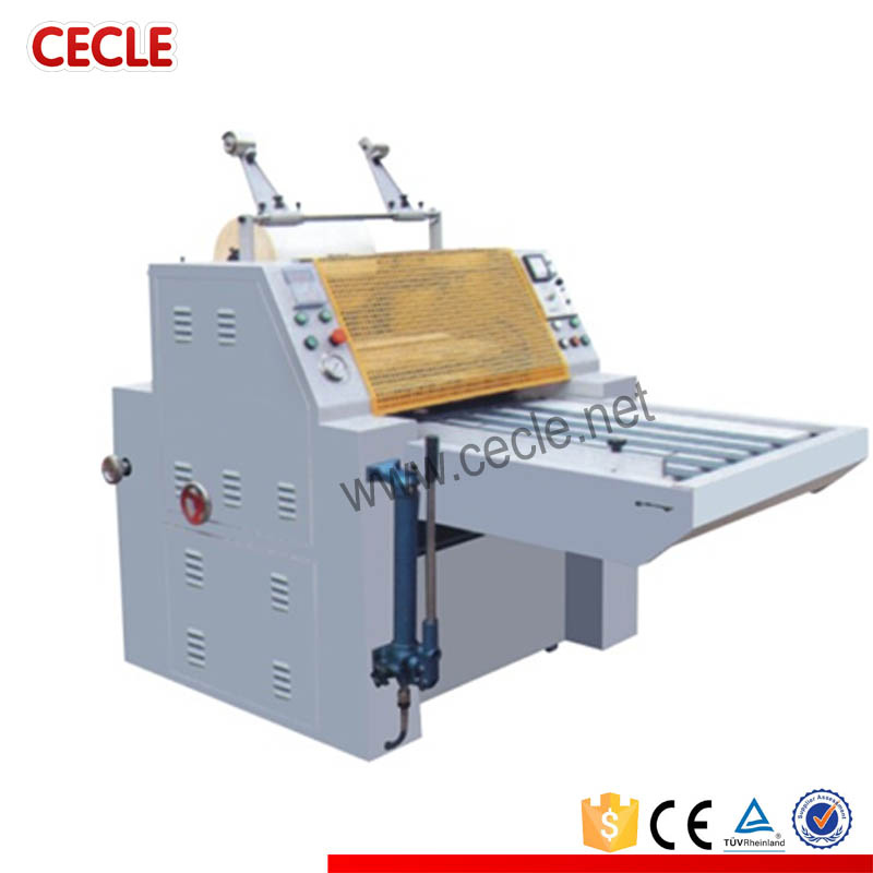 YFMC-720 Manual solar laminating machine