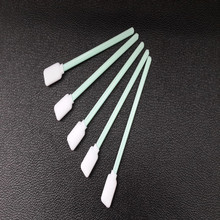 Cleanwipe Mini Paddle Foam Tip Swab