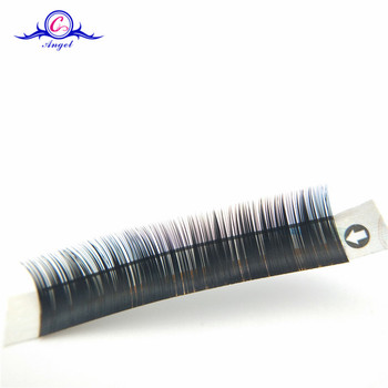 Alibaba Best Seller Wholesale Durable Ellipse Eyelash Extension with Own Logo