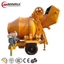 China diesel concrete mixer for sale in kenya with great price