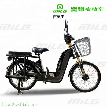 500w load king bicycle cheap electric bicycle with pedals