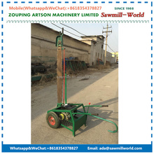 Portable Wood Sawmill Timber Cutting Chain Saw