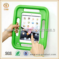 New design hard shell full protection EVA case for ipad Mini with handle