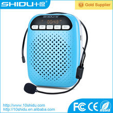 Manufacturer sale waistband loud speakers high power amplifier for tour guides