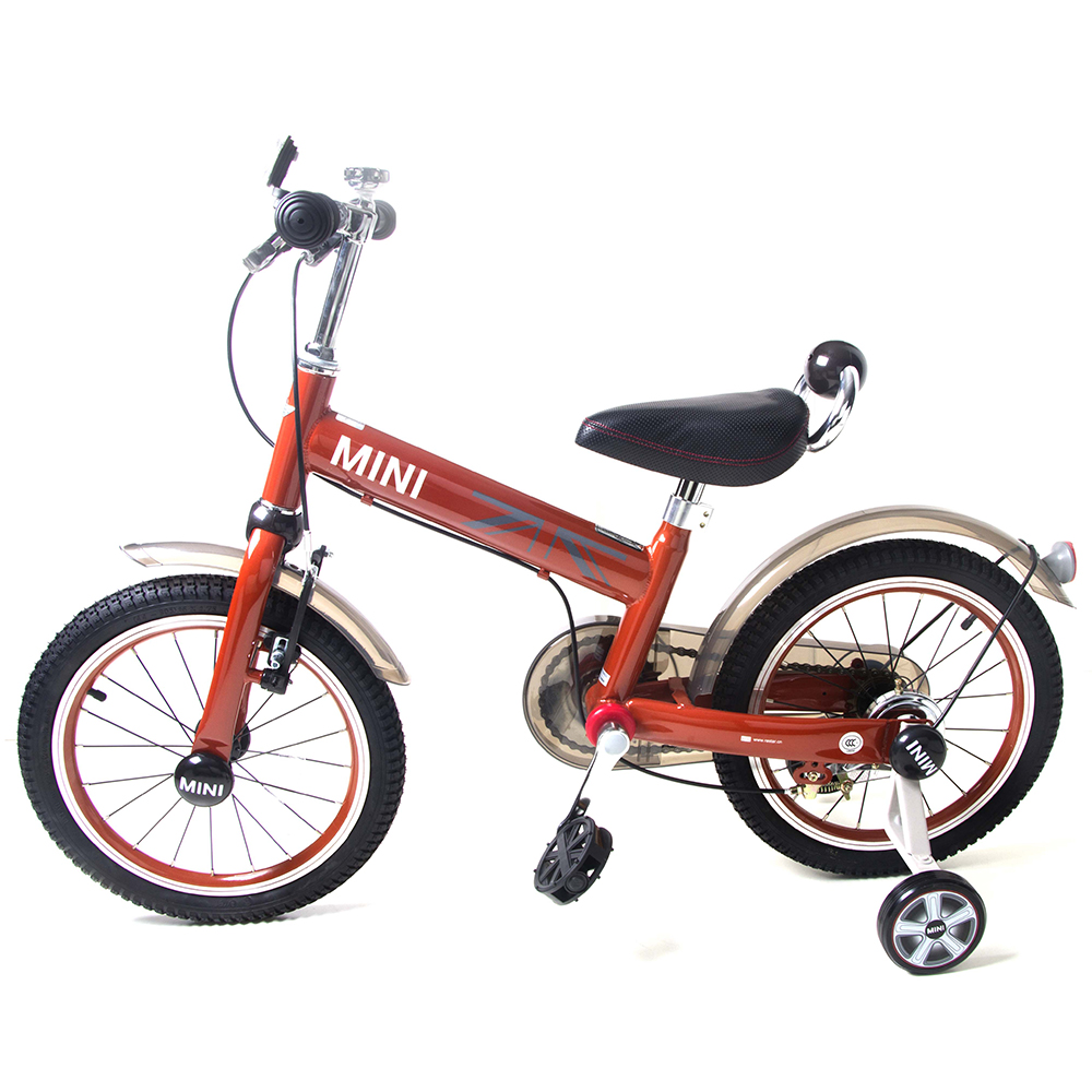 Fine gift mini metal frame super kids bicycle