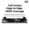 For iphone 7 3D full coverd carbon fiber tempered glass for iphone 7/7 plus screen protector