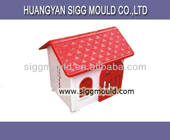 plastic commodities, customized promotional pets house mould