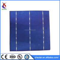 China Supplier High Quality Solar Cell Price Sun Power Solar Cell