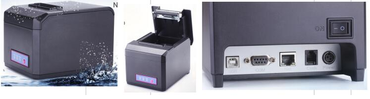 Pos 80 Printer Thermal With Free Driver Wholesale Price