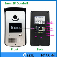 WIFI Doorbell Support Phone Watch,Remote Answer WIFI Doorbell Camera