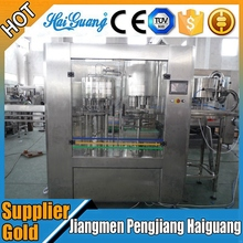 Chinese China Manufacture Haiguang Automatic Beverage Filling Equipment