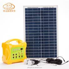 Wholesale Price 20W Off Grid Multifunctional Solar Power System Home Mini Solar Portable Generator