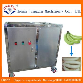 green banana peeling machine
