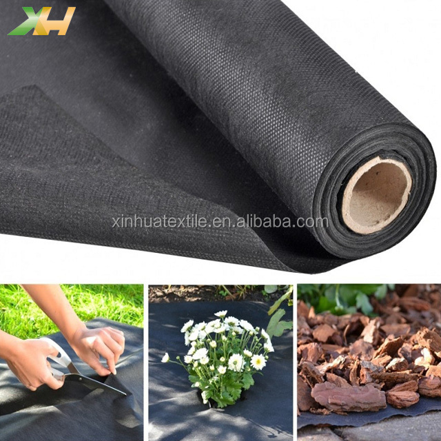 FACTORY Supply Sunshine Weed Control Polypropylene Spunbond Agricultural Non-woven Fabrics